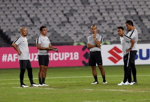 Indonesia Tersingkir dari Piala AFF 2018, Ini Penjelasan Bima Sakti
