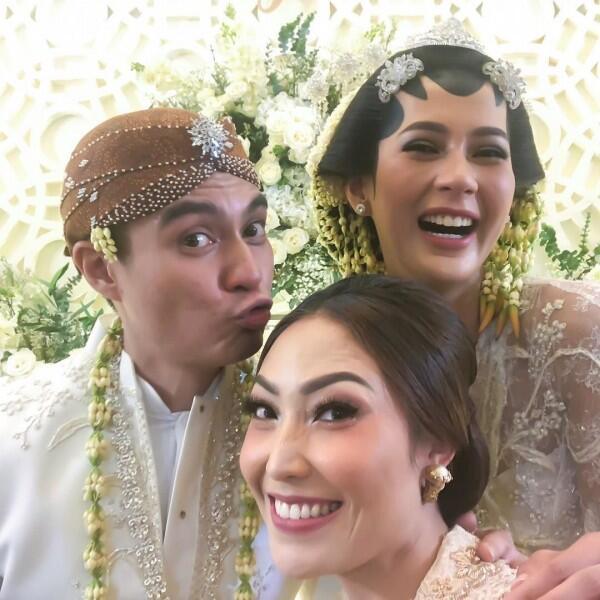 10 Artis Hits yang Hadiri Pernikahan Baim Wong-Paula, Meriah Banget!