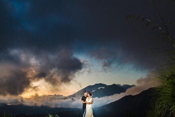 10 Spot Foto Pre Wedding Paling Kece di Bali, So Sweet Banget!