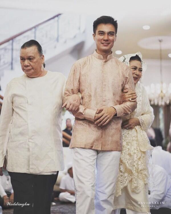 10 Momen Sakral Sebelum Pernikahan Baim Wong & Paula Verhoeven