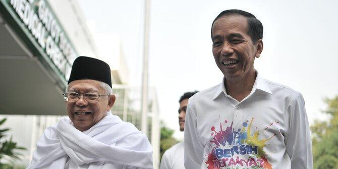 Penelitian : Jokowi-Ma'ruf Unggul Pada Sisi Kepribadian