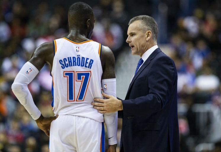 Hasil NBA: Warriors Kalah dari Thunder