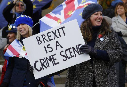 Spanyol Tolak Kesepakatan Brexit Jika Status Gibraltar Tidak Diklarifikasi
