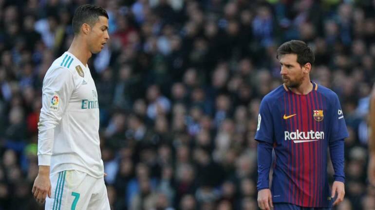 Ronaldo dan Messi Tinggal Kenangan