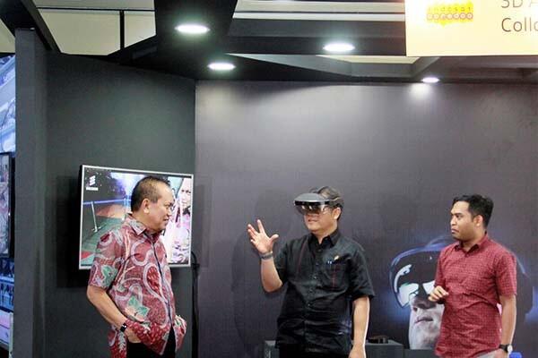 HUT ke-51, Indosat pamer 5G