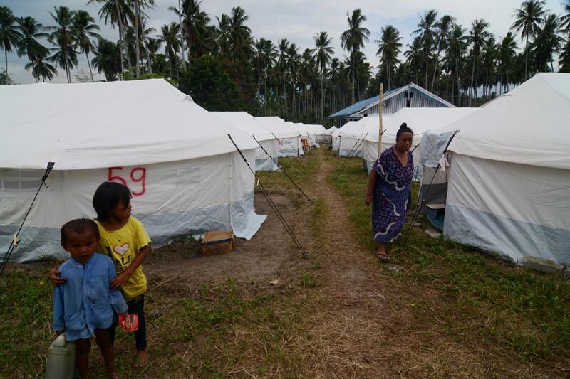 Korban Gempa di Sindue Donggala Masih Butuh Huntara