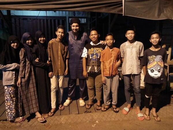 Bikin Pangling! 10 Foto Terbaru Boy Hamzah '7 Manusia Harimau'