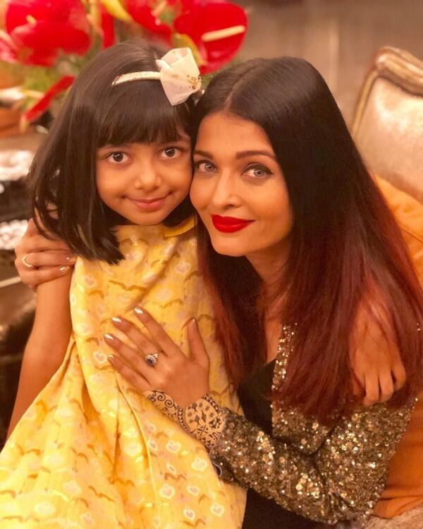 10 Potret Meriah Ulang Tahun Putri Aishwarya Rai-Abhishek Bachchan