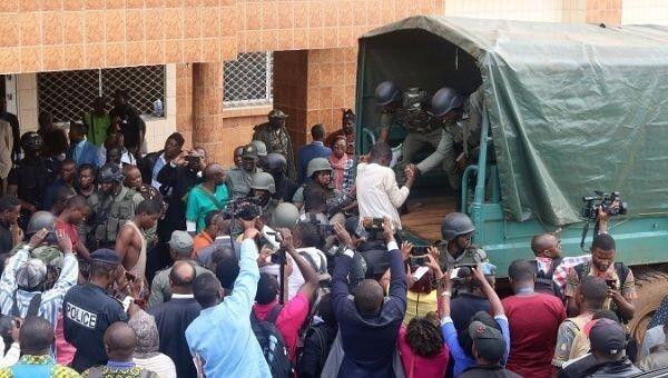 Pasukan Keamanan Kamerun Bebaskan 9 Orang Siswa dan Guru Dari Sandera