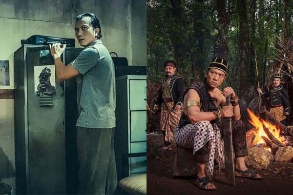 Sering Jadi Antagonis, 10 Potret Aktor Berbakat Teuku Rifnu Wikana