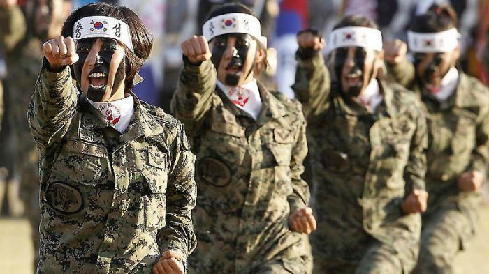 Tentara Korea Selatan Dihukum Karena Melakukan Seks Gay