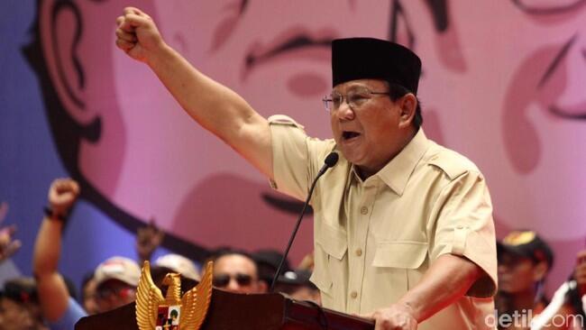 Penjelasan Timses Soal Prabowo Bicara Kredit Ditolak BI