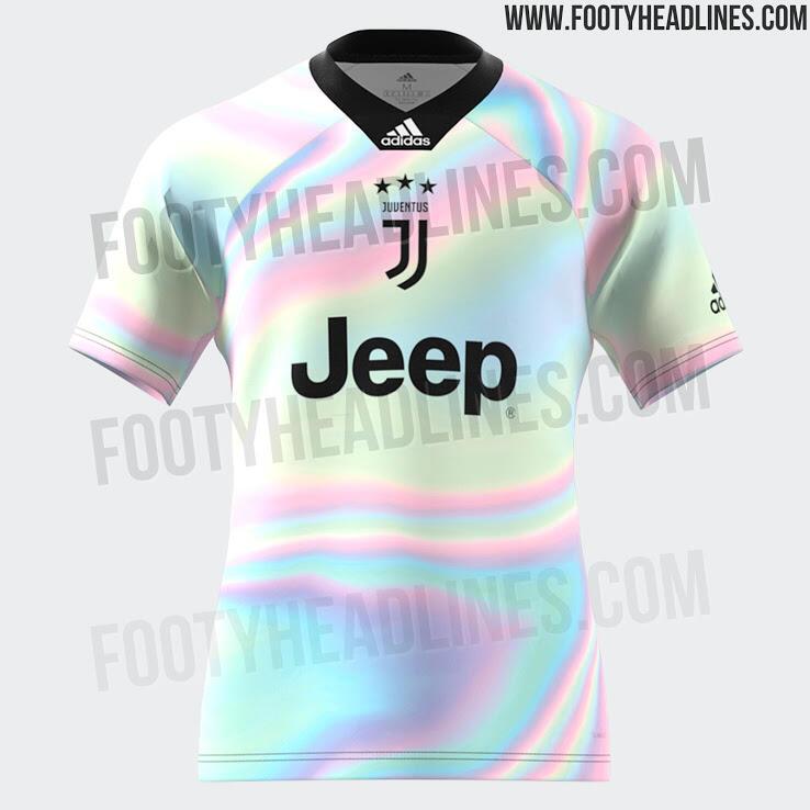 Dari Madrid Hingga Juventus, Ini Deretan Jersey Mantul Versi EA Sports