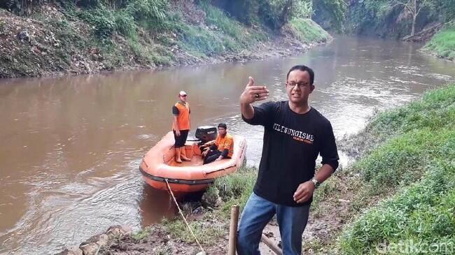 Mungkinkah Vertikal Drainase ala Gubernur Anies Bisa Mengatasi Banjir?