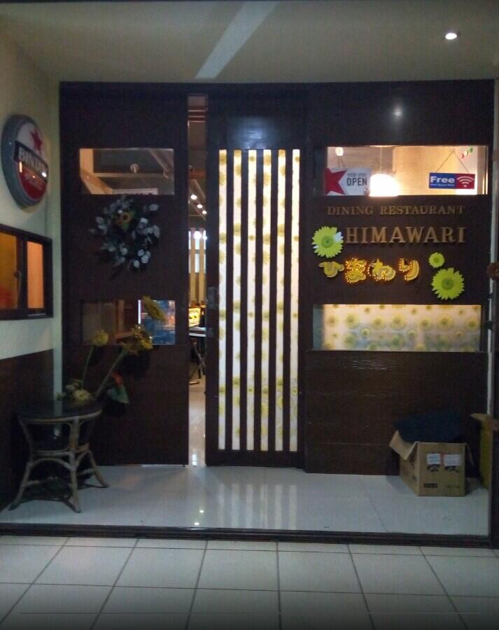 Restoran Himawari - Masakan Jepang
