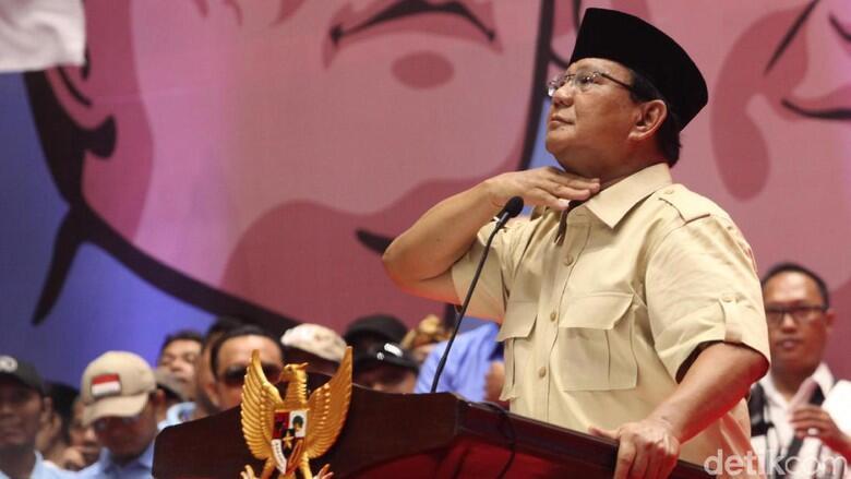 Tukang Ojek Ramai-ramai Demo Prabowo