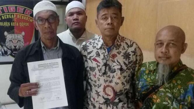 FPI Laporkan Akun Diduga Caleg PSI Penghina Habib Rizieq Shihab