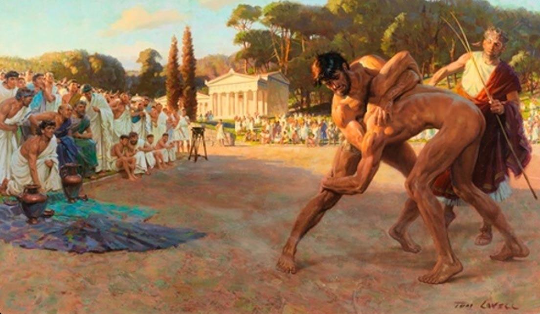 Pankration, Leluhur MMA yang Lebih Brutal