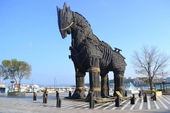 Kuda Troya Khilafah Menyusup ke Pemerintah?