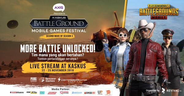 Group D | Battleground S3W2 PUBG M Stage 2