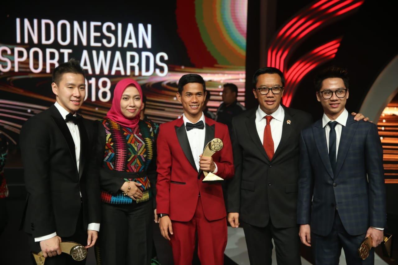 Indonesia Sport Awards 2018, Memotivasi Atlet Terus Berprestasi