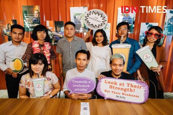 7 Tools di Resto Pope Jai Thai, Simple Tapi Membantu Pegawai Difabel