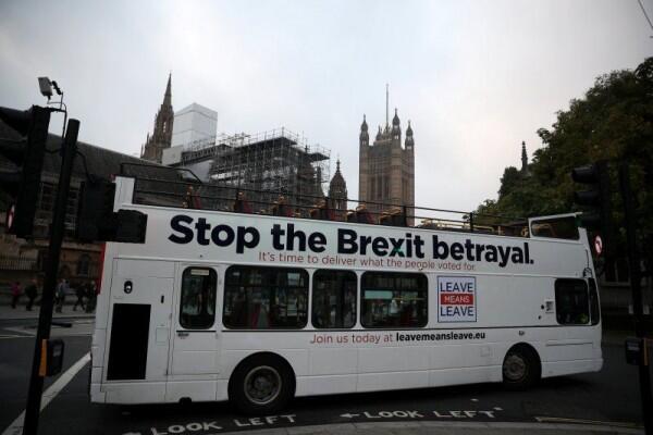 Alasan Kenapa Gibraltar Jadi Ancaman Bagi Negosiasi Brexit
