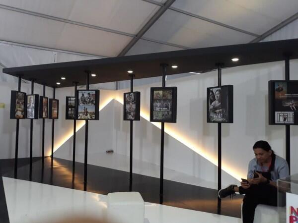 Meriahnya Narasi Playfest 2018, Ada Sel Setya Novanto Loh!