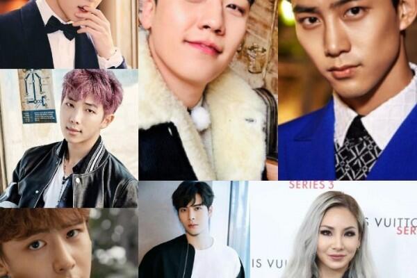Tidak Hanya Berbakat, 7 Idol Ini Juga Pandai Berbahasa Asing