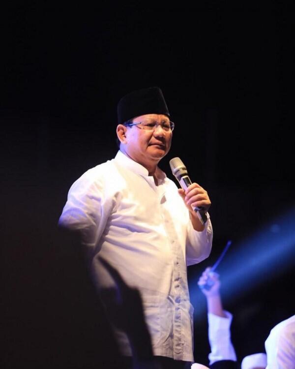 Prabowo Dituding Bela Asing, BPN: Jangan Maling Teriak Maling