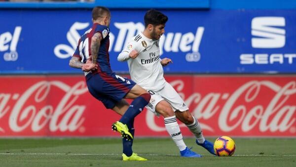 Real Madrid Hancur Lebur di Markas Eibar
