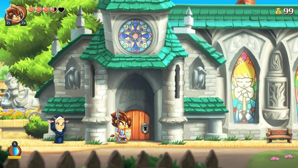 Monster Boy and The Cursed Kingdom, Game Adventure Terbaru dan Seru
