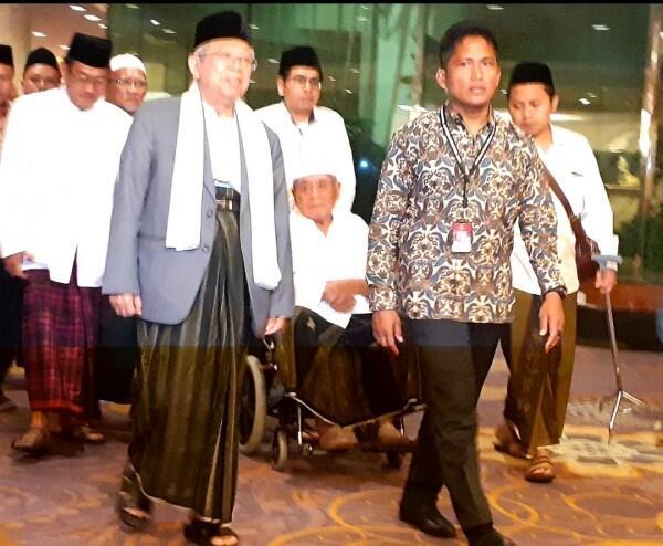 Ma'ruf Amin Serukan untuk Menjaga Perbedaan