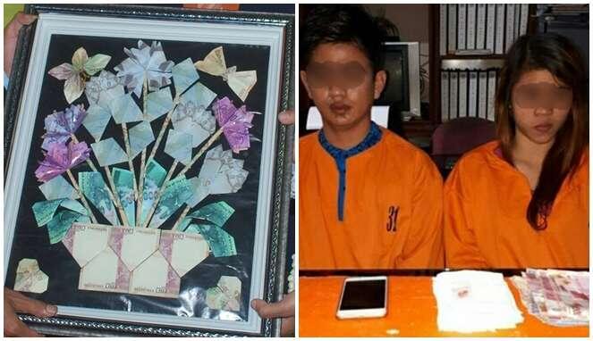 Melipat Uang untuk Mahar, Siap-siap Bakal Bulan Madu di Penjara