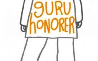 Guru Honorer Apakah Sama Dengan Guru Donorer? Selamat Hari Guru Nasional