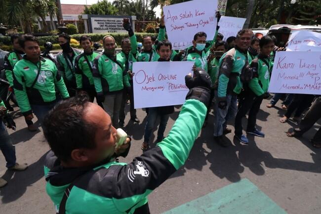 Garda Desak Prabowo Klarifikasi Pernyataannya soal Ojek