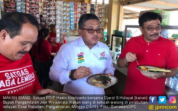 Makan Bertiga Cuma Rp 30 Ribu, Hasto Sindir Titiek Soeharto