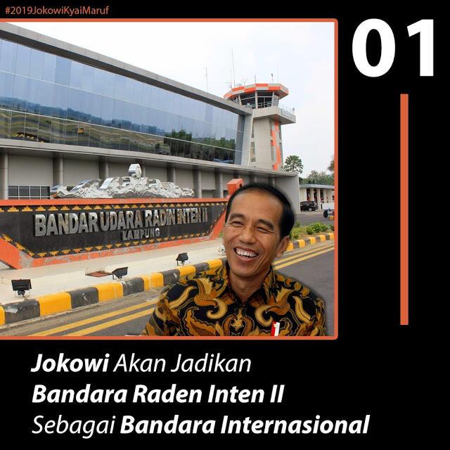 Opsi Bandara Raden Inten II sebagai Bandara Internasional