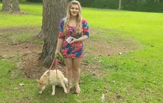 Wanita Ini Meminum Air Kencing Anjing Tiap Hari Demi Wajah Mulus!