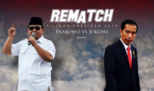 Jokowi Minta Pendukungnya Belajar dari Kemenangan Trump dan Brexit