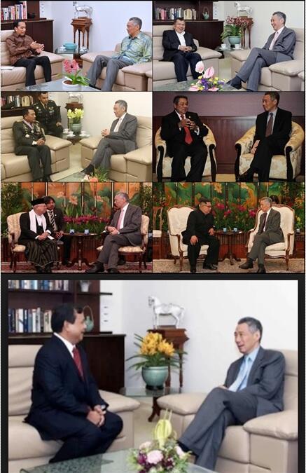 Prabowo Rela Menjelekkan Indonesia di Singapura Untuk Cari Dukungan?