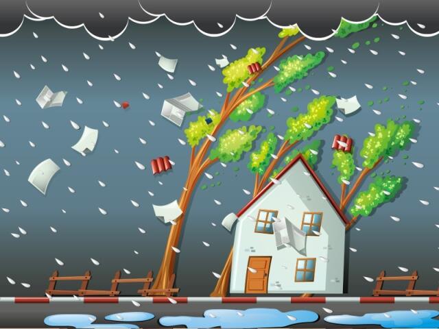 Waspadai Hujan Petir di Sebagian Wilayah Jakarta