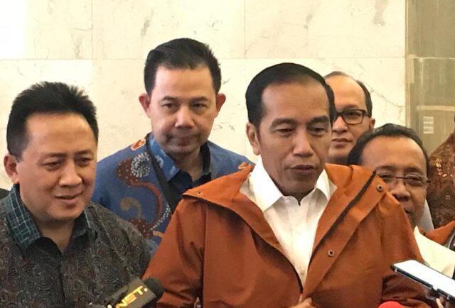 Jokowi Ingatkan Penyebar Fitnah Bakal Ditindak