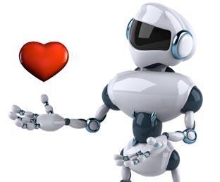 Ini yang Beda Saat Kita Di Pameran Robotik, 'Robot Love' Belanda