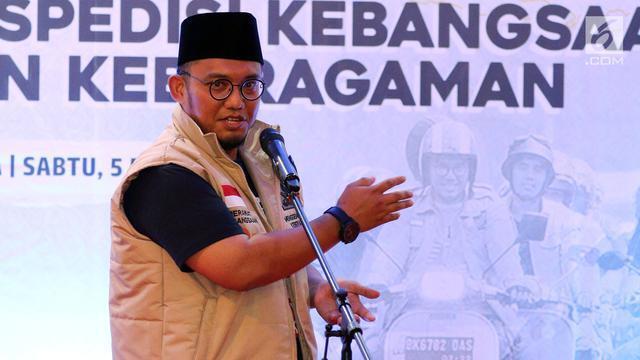 Klarifikasi Dahnil Anzar Soal Dugaan Korupsi Acara Kemah Kemenpora