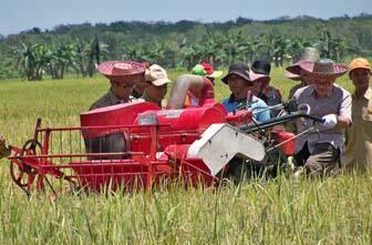 Kementan: Modernisasi Pertanian Tingkatkan Efisiensi Produksi Hingga 48 Persen