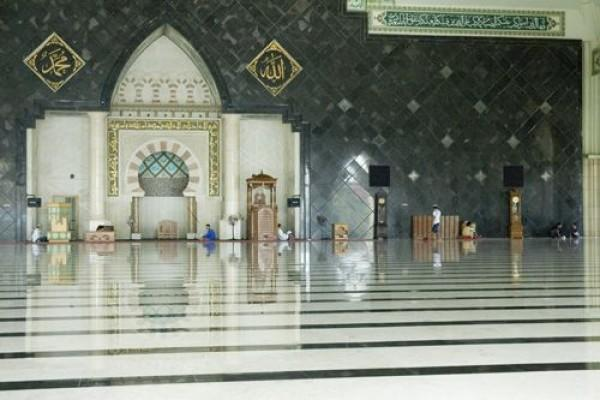 Masjid Raya Makassar, Destinasi Wisata Religi di Sulawesi Selatan