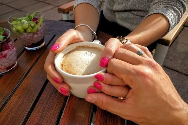 [Cerpen] Caffeinated Love
