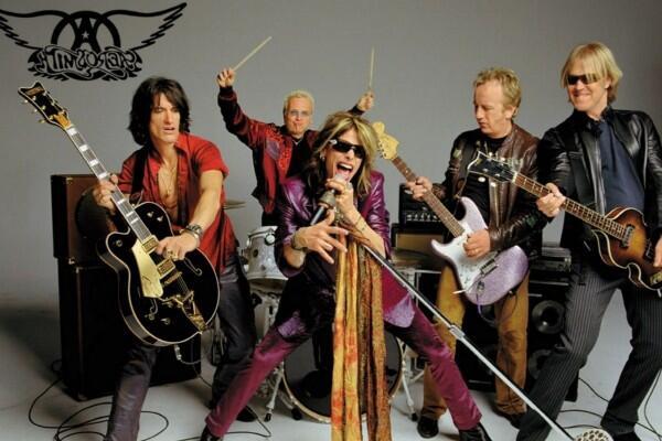 10 Lagu Terbaik Band Legendaris Aerosmith yang Bawa Kamu ke Masa Lalu