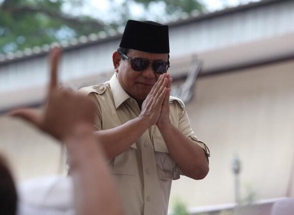 4 Pernyataan Prabowo Subianto yang Kontroversial